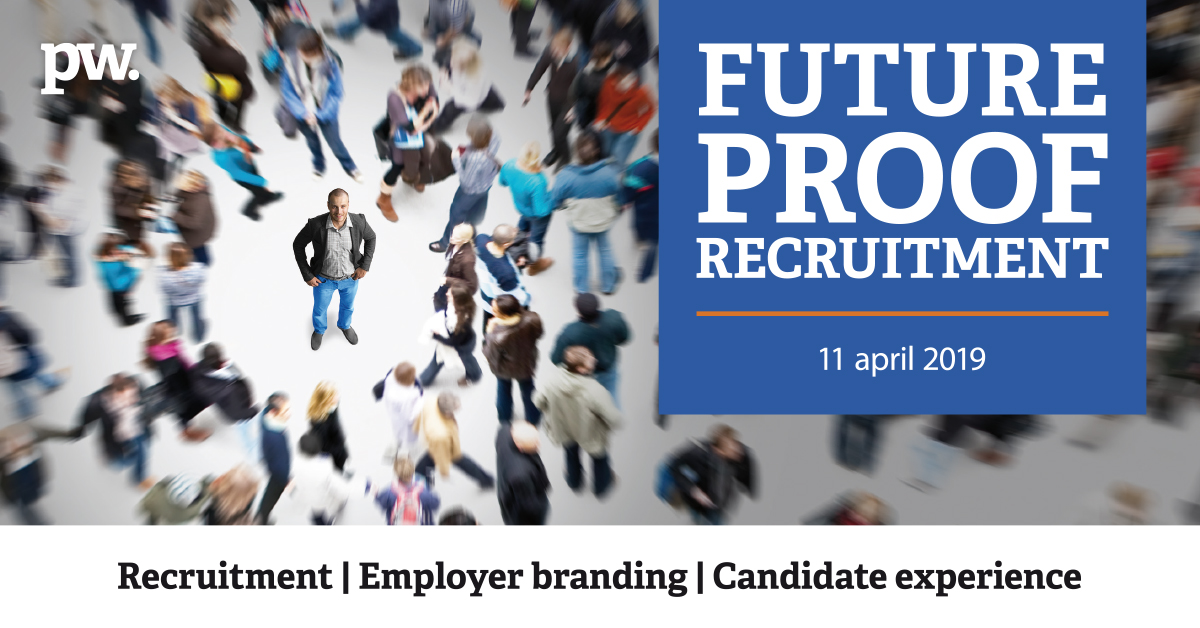 Managing Partner Yoores gastspreker op Futureproof Recruitment 2019